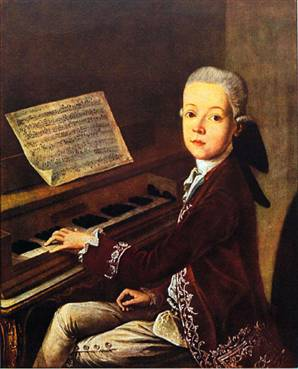 Лакримозу Реквиема Моцарта